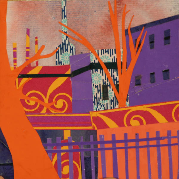 Boston Art Print featuring the mixed media Isabella's Garden by Debra Bretton Robinson