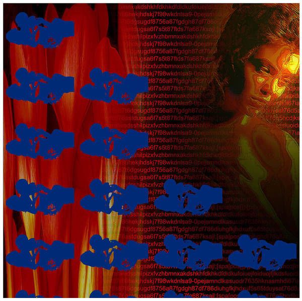 Art Print featuring the digital art Untitled by Bharat Gothwal