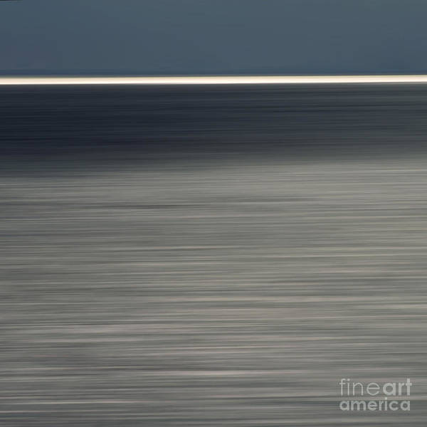 Outdoors Art Print featuring the photograph Blurred Sea by Bernard Jaubert