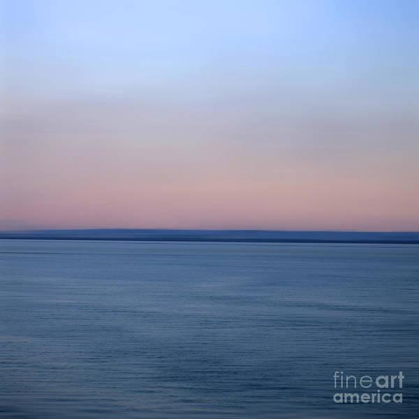 Outdoors Art Print featuring the photograph Calm Sea by Bernard Jaubert