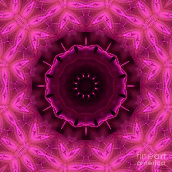 Hanza Turgul Art Print featuring the digital art Cotton Candy by Hanza Turgul