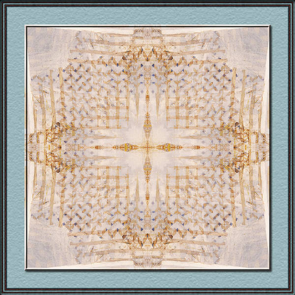Mandala Art Print featuring the photograph Inner Peace by Michele Kaiser