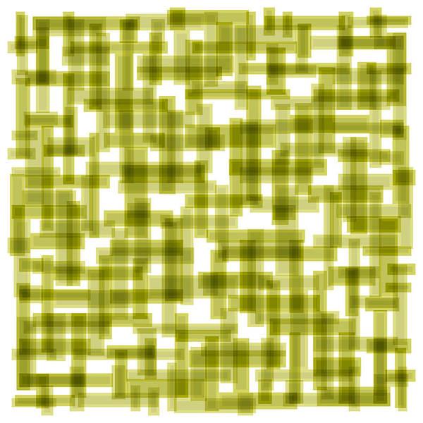 Light Green Art Print featuring the painting Light Green Abstract by Frank Tschakert