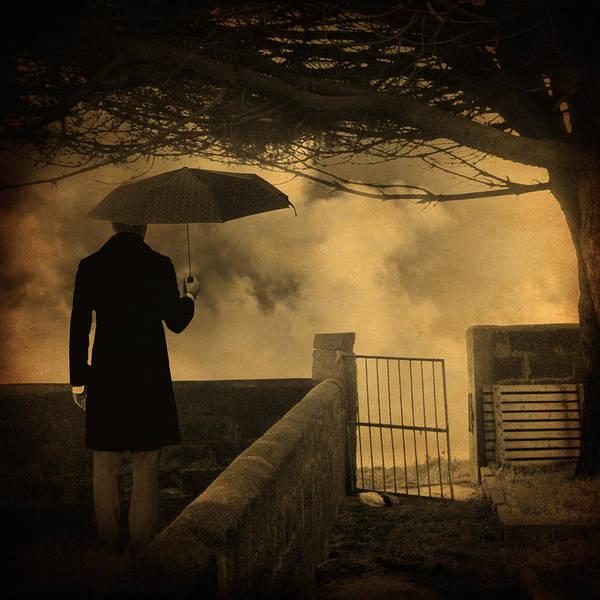 Rain Print featuring the photograph Miracle by Taylan Apukovska