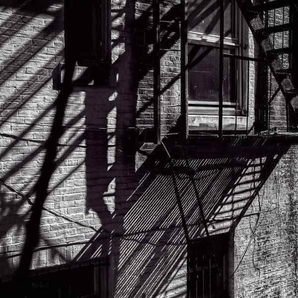 Shadow Print featuring the photograph Shadows by Bob Orsillo