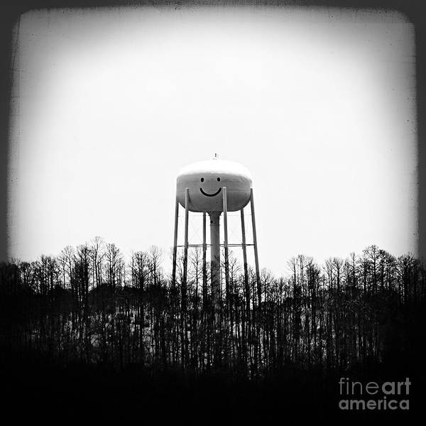 Bastrop Art Print featuring the photograph Smiley by Trish Mistric