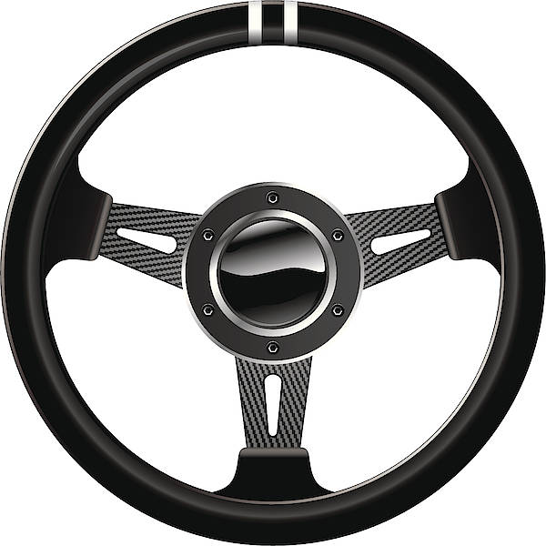 Car With No Steering Wheel
