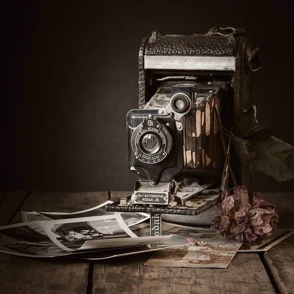 Camera Art Print featuring the photograph Timeless by Amy Weiss