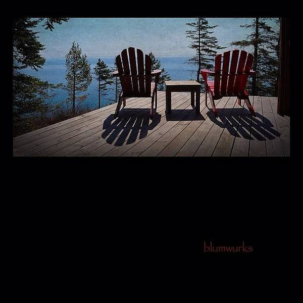 90likes Art Print featuring the photograph Wish You Were Here by Matthew Blum