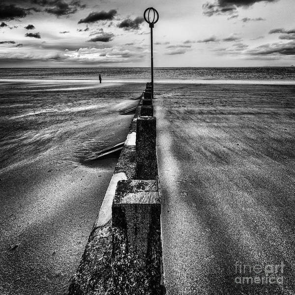 Cold Art Print featuring the photograph Drifting Sands by John Farnan