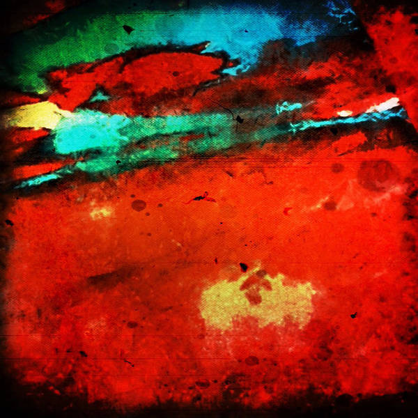 Abstracts Art Print featuring the photograph Sonoran Sunset by Lynn Thomson