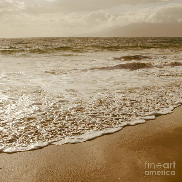 Beaches Art Print featuring the photograph The Divine Music Of Love by Sharon Mau