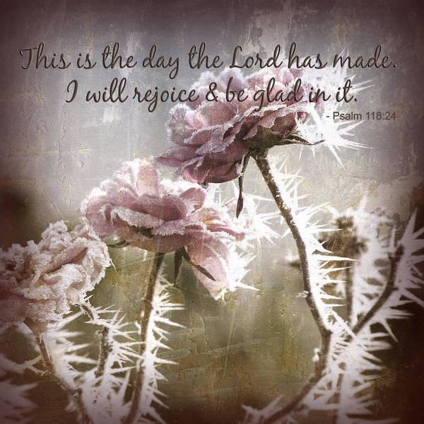 This Is The Day Art Print featuring the photograph Today by Bonnie Bruno