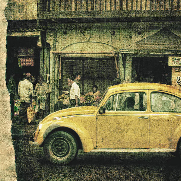 Sri Lanka Art Print featuring the photograph Unfinished Memory by Andrew Paranavitana
