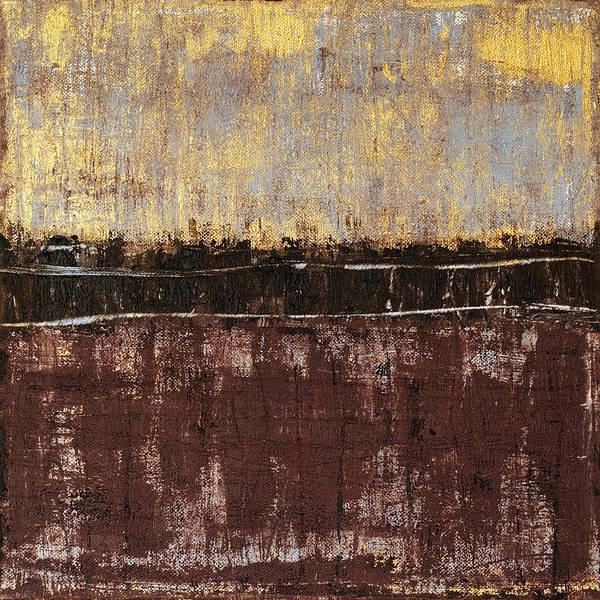 Rothko Art Print featuring the painting Untitled No. 4 by Julie Niemela