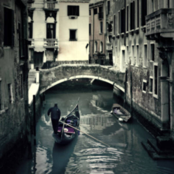 San Marco Print featuring the photograph Venezia by Joana Kruse