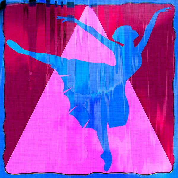 Ballet Art Print featuring the photograph Ballet Dancer by David G Paul