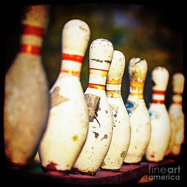 Bowling Pins by Katya Horner