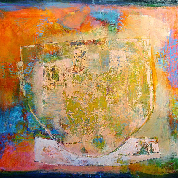 Chalice Art Print featuring the painting Chalice by Dale Witherow