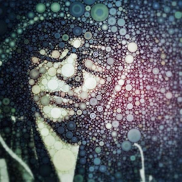 Fun Art Print featuring the photograph Having Some #fun With #percolator :3 by Maura Aranda