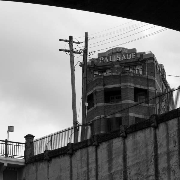 Admarshall Art Print featuring the photograph Hotel Palisade by AD Marshall