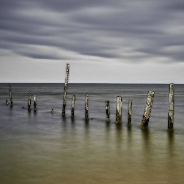 Beach Art Print featuring the photograph Ipperwash Beach # 3 by Jerry Golab