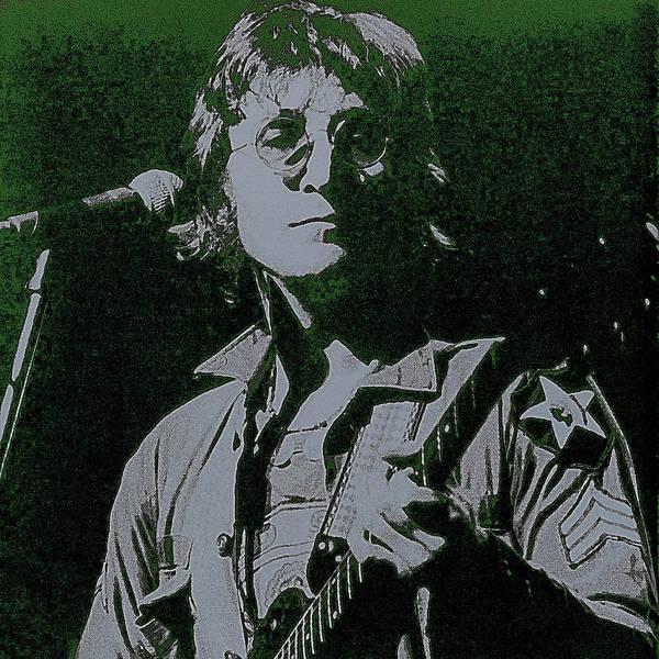John Lennon Art Print featuring the photograph John Lennon by David Patterson