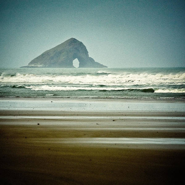 Seascape Art Print featuring the photograph Ninety Mile Beach by Dave Bowman