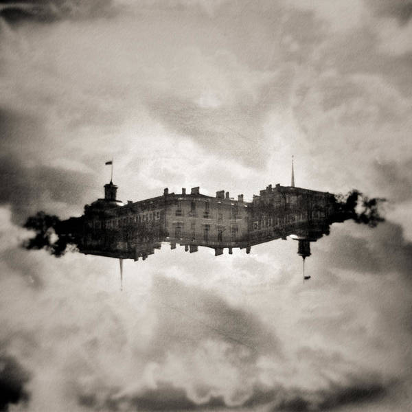 Abstract Art Print featuring the photograph St.petersburg #303 by Andrey Godyaykin