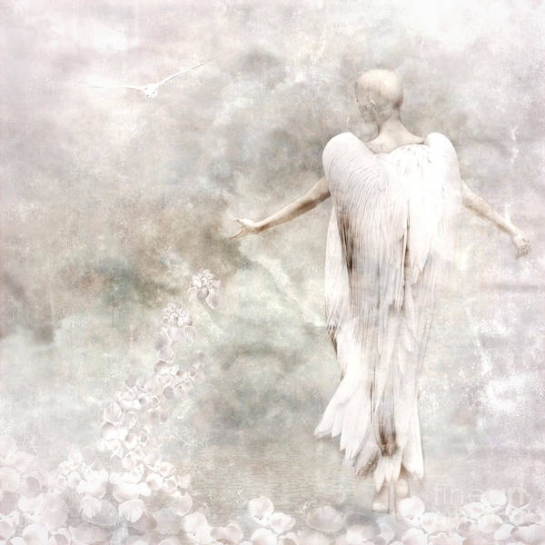 Photodream Art Print featuring the digital art Take Me Home by Jacky Gerritsen