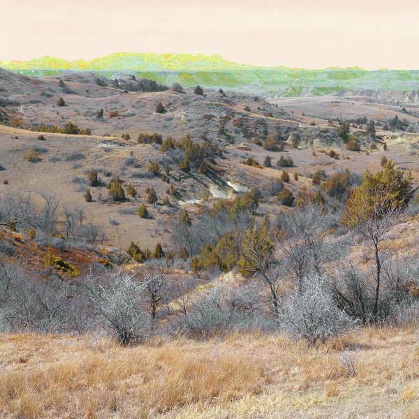 North Dakota Art Print featuring the photograph April Day Reverie by Cris Fulton