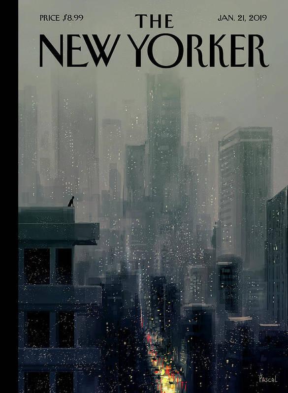 Big City by Pascal Campion