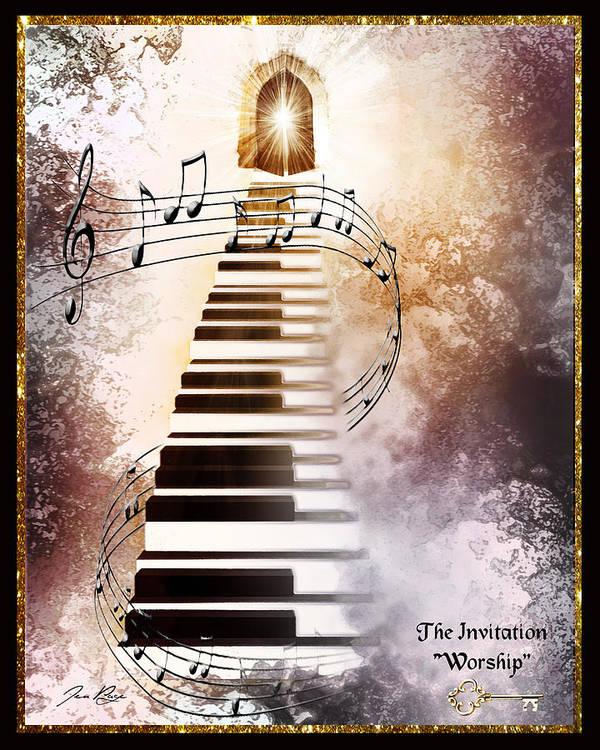 The Invitation- Worship by Jennifer Page
