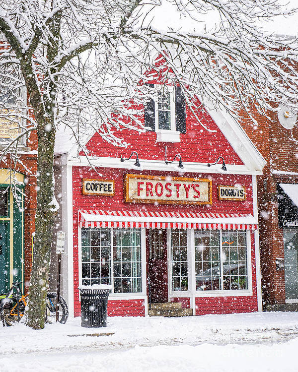 Frosty's in the Snow by Benjamin Williamson