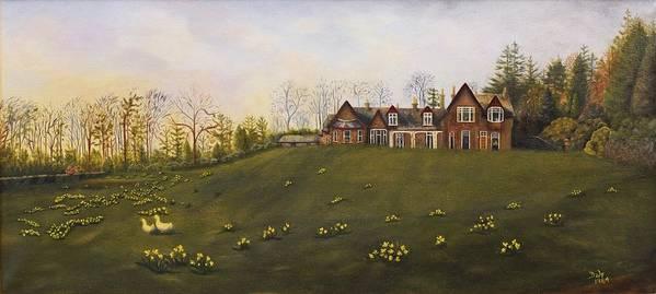 Dalhebity at Bieldside by Douglas Ann Slusher