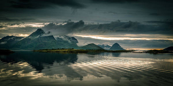 Tranquility Art Print featuring the photograph Norway Landscape by Nature And Beauty Photographer