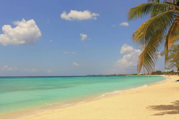 Scenics Art Print featuring the photograph Caribbean Dream Beach by Shunyufan