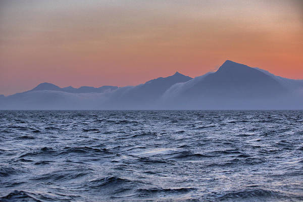 Scenics Art Print featuring the photograph Ragged Coastline Of Faroe Islands by Sindre Ellingsen