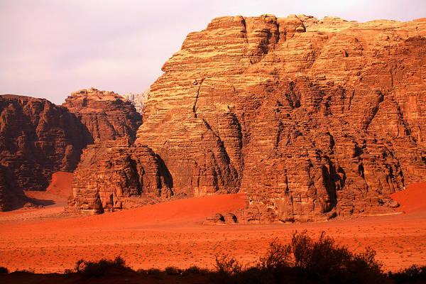 Adventure Art Print featuring the photograph Wadi Rum Desert, Jordan by David Santiago Garcia