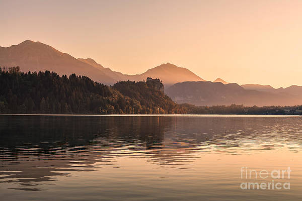 Lake Bled Art Print featuring the photograph Bled 07 by Tom Uhlenberg