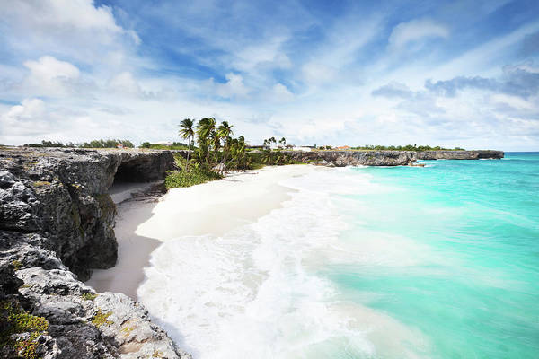 Scenics Art Print featuring the photograph Bottom Bay, Barbados by Tomml