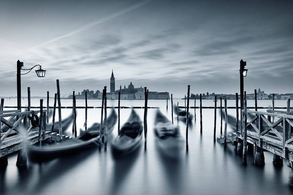 Dawn Art Print featuring the photograph Dawn In Venice by Mammuth