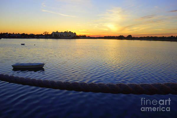 Florida Art Print featuring the photograph Florida Sunset 8 by Linda De La Rosa