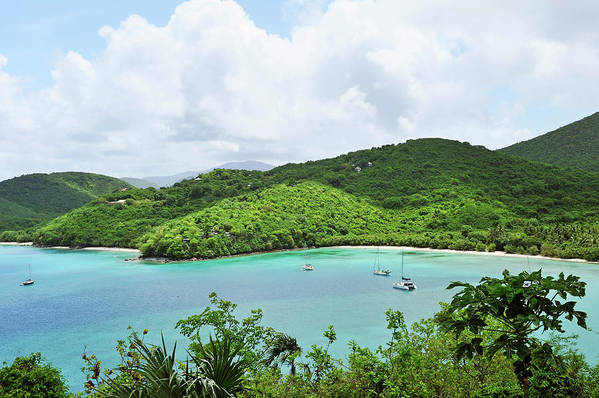 Scenics Art Print featuring the photograph Maho Bay, St. John by Driendl Group