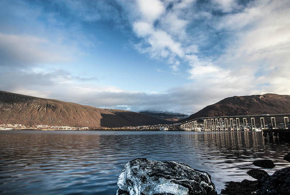 Tromso Art Print featuring the photograph Norway Day Shot by Jordanwhipps1987