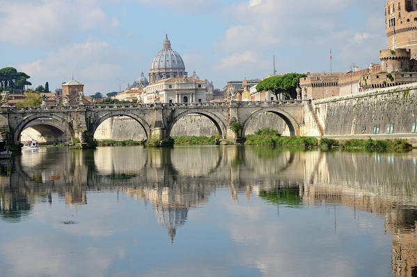 Arch Art Print featuring the photograph Rome by Madzia71