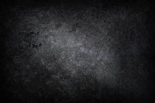 Material Art Print featuring the photograph XXXL dark concrete by Sbayram