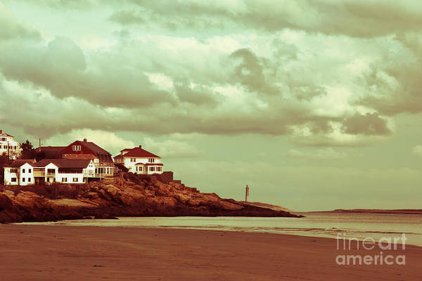 Good Harbor Beach Art Print featuring the photograph Good Harbor Beach by Dana DiPasquale