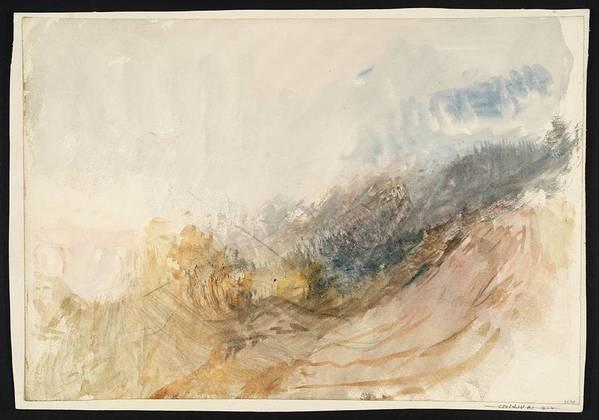 Landscape  by Joseph Mallord