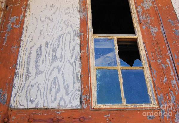 Window Art Print featuring the photograph Painless by Debbi Granruth